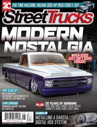Street Trucks Aug 2018