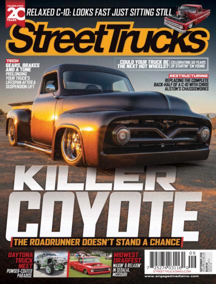 Street Trucks August 10, 2018 00:00