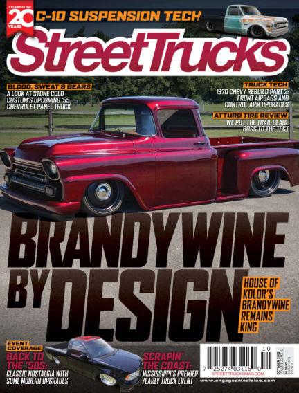 Street Trucks September 07, 2018 00:00