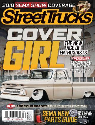 Street Trucks Feb 2019