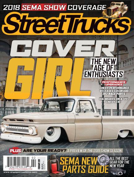 Street Trucks January 11, 2019 00:00