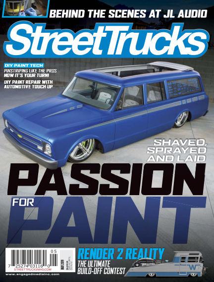 Street Trucks April 19, 2019 00:00