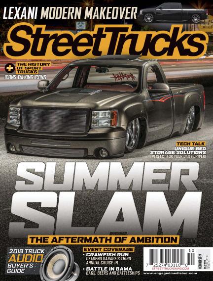 Street Trucks September 06, 2019 00:00