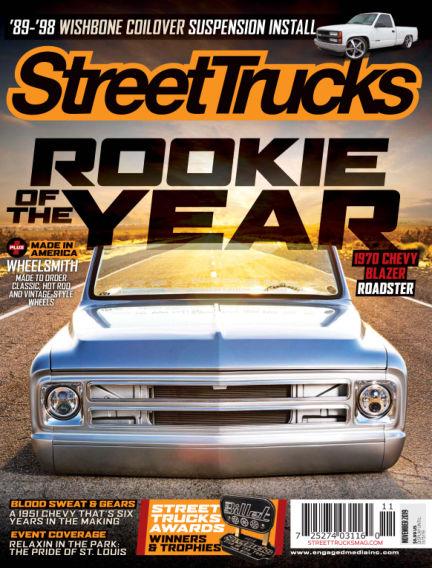 Street Trucks October 11, 2019 00:00
