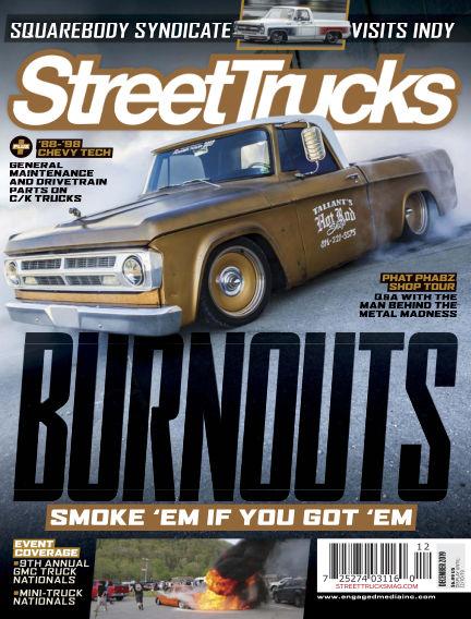 Street Trucks November 08, 2019 00:00
