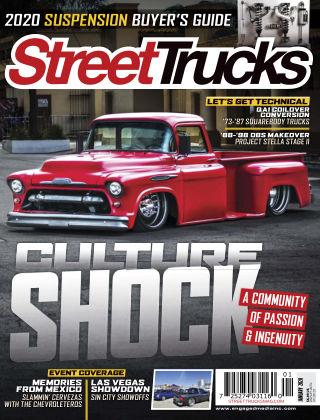 Street Trucks Jan 2020
