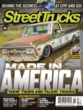 Street Trucks Feb 2020