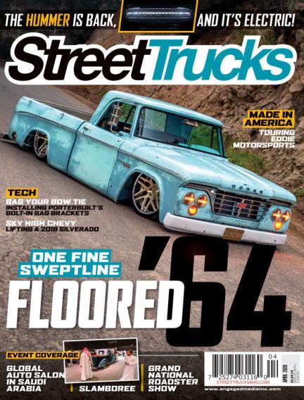 Street Trucks March 31, 2020 00:00