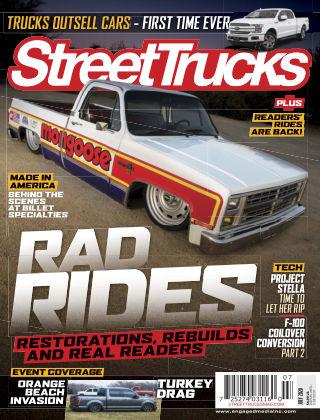 Street Trucks July 2020