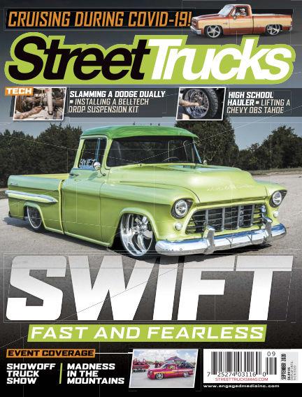Street Trucks August 25, 2020 00:00