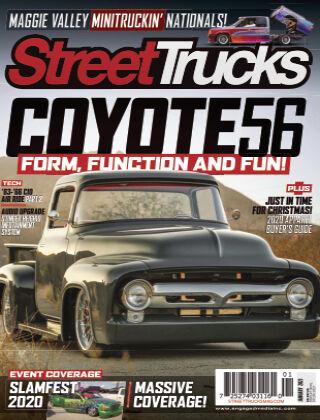 Street Trucks January 2021