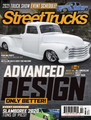 Street Trucks February 2021