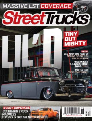Street Trucks 2021-05 (May)