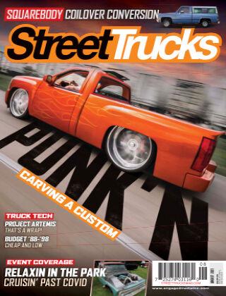 Street Trucks 2021-08 (Aug)