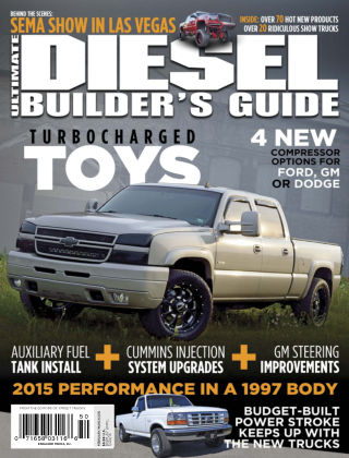 Ultimate Diesel Builder's Guide February-March 2015