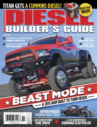 Ultimate Diesel Builder's Guide April-May 2015