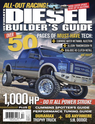 Ultimate Diesel Builder's Guide June-July 2015
