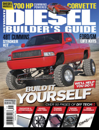 Ultimate Diesel Builder's Guide Oct-Nov 2015