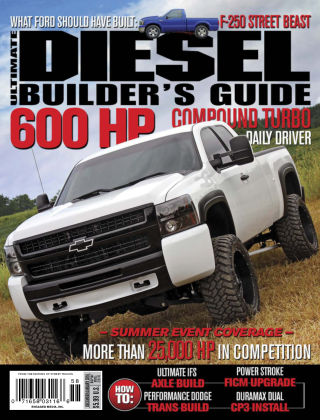 Ultimate Diesel Builder's Guide Dec-Jan 2016