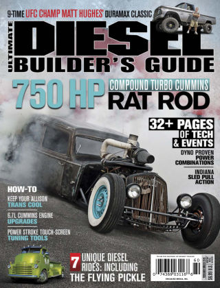 Ultimate Diesel Builder's Guide Feb-Mar 2016