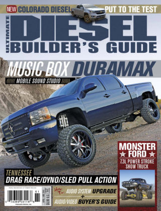 Ultimate Diesel Builder's Guide Apr-May 2016