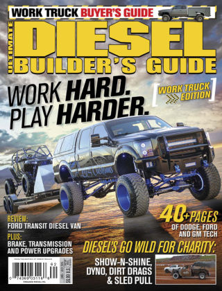 Ultimate Diesel Builder's Guide June-July 2016