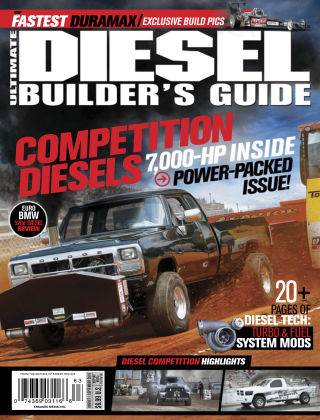 Ultimate Diesel Builder's Guide Aug-Sep 2016