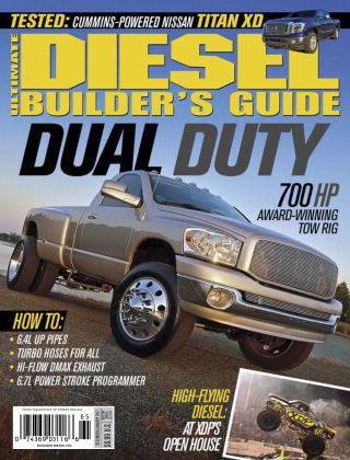 Ultimate Diesel Builder's Guide Dec-Jan 2017