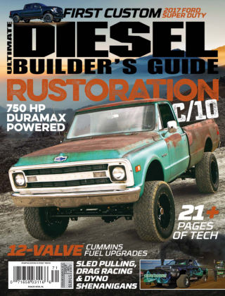 Ultimate Diesel Builder's Guide Feb-Mar 2017