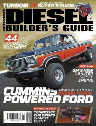 Ultimate Diesel Builder's Guide Apr-May 2017