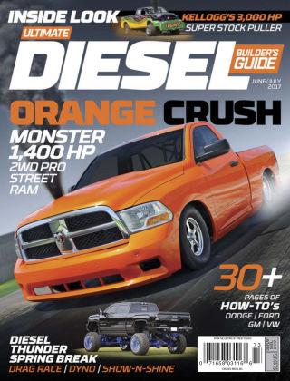Ultimate Diesel Builder's Guide Jun-Jul 2017