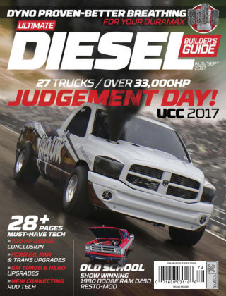 Ultimate Diesel Builder's Guide Aug-Sep 2017