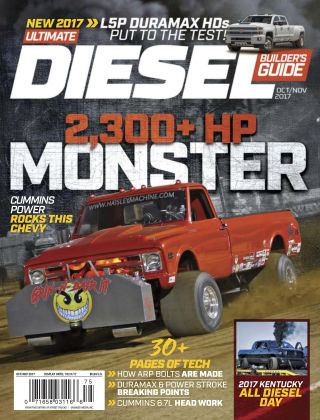 Ultimate Diesel Builder's Guide Oct-Nov 2017