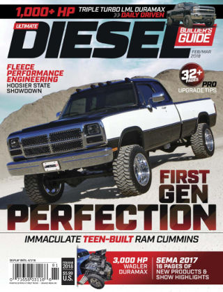 Ultimate Diesel Builder's Guide Feb-Mar 2018