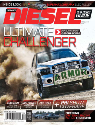 Ultimate Diesel Builder's Guide Apr-May 2018