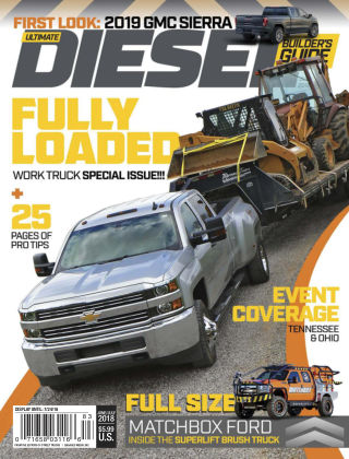Ultimate Diesel Builder's Guide Jun-Jul 2018