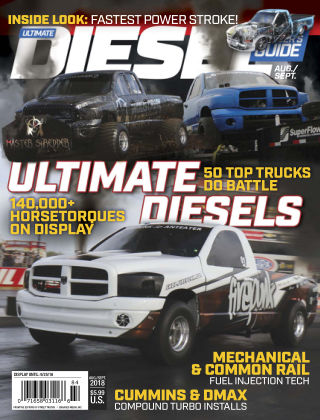 Ultimate Diesel Builder's Guide Aug-Sep 2018