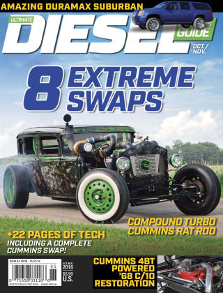 Ultimate Diesel Builder's Guide Oct-Nov 2018