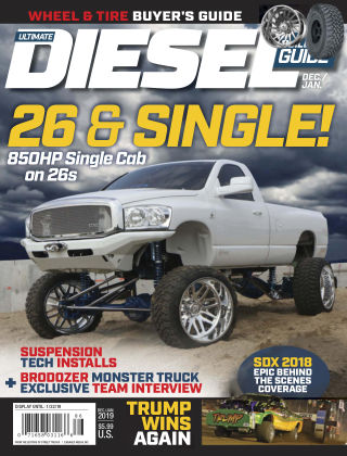 Ultimate Diesel Builder's Guide Dec-Jan 2019