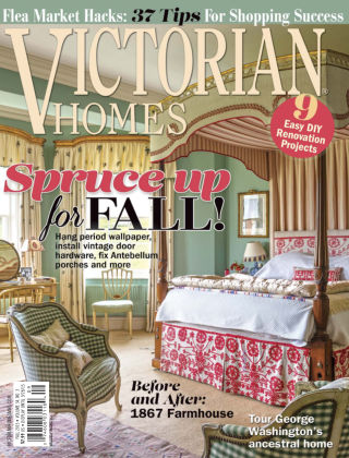 Victorian Homes Fall 2014