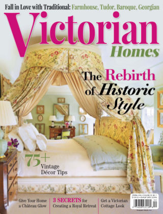 Victorian Homes Spring 2016