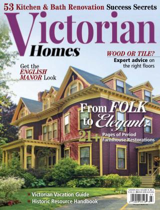 Victorian Homes Summer 2016