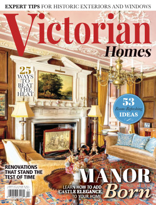 Victorian Homes Summer 2017