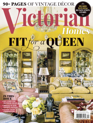 Victorian Homes Spring 2018