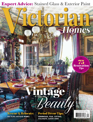 Victorian Homes Fall 2018