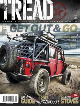 Tread Fall 2016