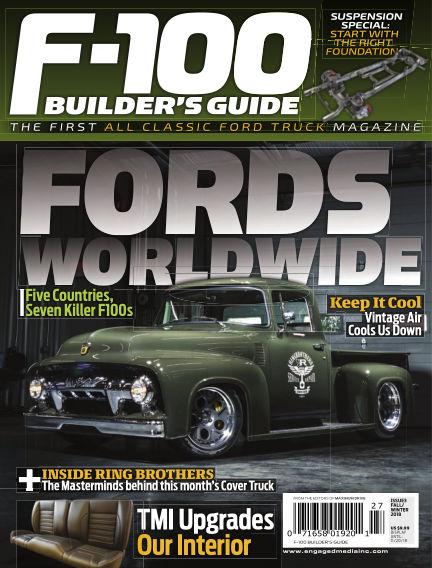F100 Builder Guide September 18, 2018 00:00