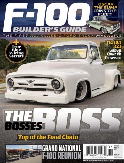 F100 Builder Guide September 17, 2019 00:00