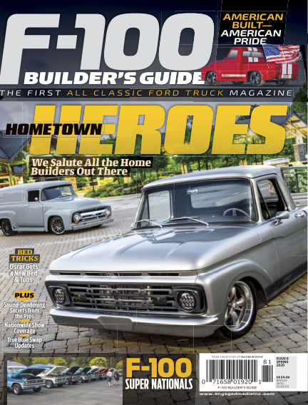 F100 Builder Guide December 03, 2019 00:00