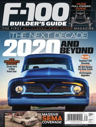 F100 Builder Guide Summer 2020